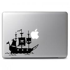 Pirate Ship Vinyl Sticker Decal for Macbook Laptop Car Window Truck Wall Decor