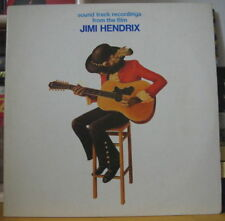 """""""JIMI HENDRIX"""" SOUNDTRACK RECORDINGS FROM THE FILM DOUBLE FRENCH LP REPRISE 1973"""