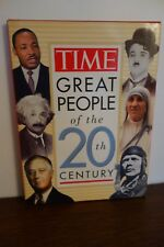 Time Great People of the 20th Century