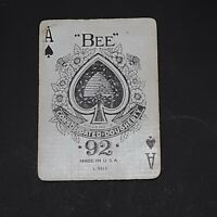 Stolen Cards as performed By Lennart Green Deck ACE OF SPADES