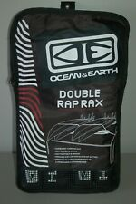 New listing Ocean & Earth Double Rap Rax Portable Surf Board Soft Carry System