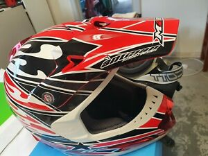 Motorcycle  Helmet And Goggles