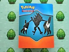 Pokemon - Mini Collectors Album Binder - Burning Shadows - Holds 60 Cards