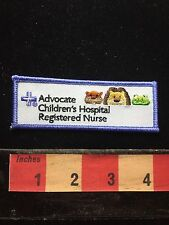 Advocate Children's Hospital Registered Nurse Medical Related Patch 71A
