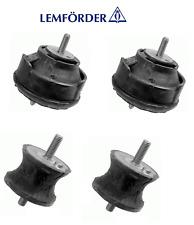 BMW E46 316i 318i 320D / Transmission Gearbox Engine / Left + Right Mount Set 4