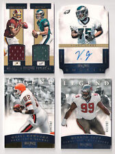2012 PROMINENCE BROWNS OZZIE NEWSOME  LEGEND CARD #132
