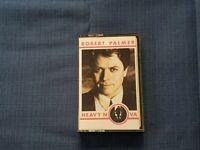 Robert Palmer Heavy Nova Cassette 1988 EMI