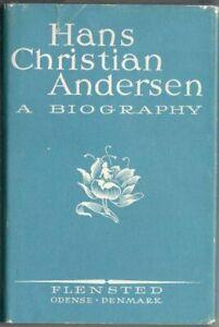 Svend Larsen: Hans Christian Andersen – A BIOGRAPHY