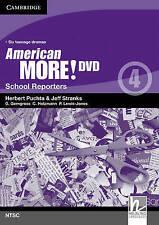 American More! Level 4 DVD (NTSC): School Reporters by Christian Holzmann,...
