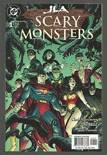 Jla Scary Monsters * Complete 2003 Mini-Series * Batman * Superman *Wonder Woman