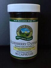 Nature's Sunshine Elderberry D3fense (90 capsules)