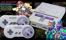 Super Nintendo Classic Mini Edition SNES System - Super NES - 325+ Games MODDED!