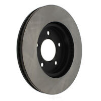 Front Brake Rotor For 2004-2008 Chrysler Pacifica 2007 2005 2006 Centric