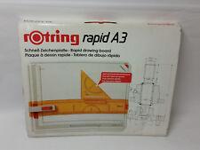 rotring rapid A3 Schnell - Zeichenplatte - Art. 522 403