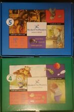 Hooked On Phonics Reading Levels 4 & 5 Complete Set Home Schooling Tutor Sealed
