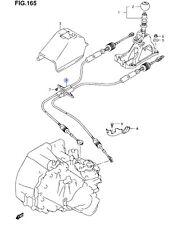 NEUF ORIGINE SUZUKI SX4 Gear cables 1.6 1.9 2.0 Diesel 5 & 6 Speed Manual 28300-79J