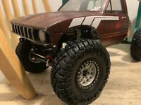 Rc4wd Body Mounts,Axial Scx10-2 Based Chassis,Toyzuki,VS-4,Brazin Chassis Univ