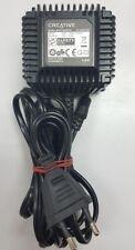 Power Adaptor Creative SBS 5.1 speaker system 12V AC, 2.9 Amps