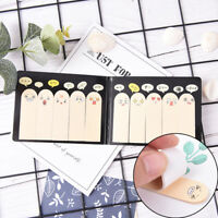 200 Pages Scrapbooking Ten Fingers Sticker Bookmark Tab Flags Memo Sticky Notes`