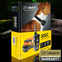 Dogtra 202C Ultra-Compact Remote 2-Dogs Training e-Collar 1/2 Mile Trainer