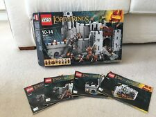 Lego Lord of the Rings - The battle of Helms Deep 9474