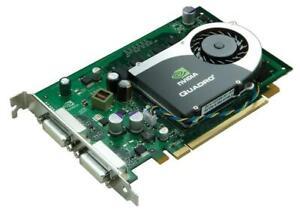 NVIDIA Quadro FX370 256MB Graphics Card DDR2 SDRAM  Dual-link DVI