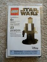 LEGO - Rare - LEGOLAND Exclusive - 6252810 2018 Star Wars Figure Han Solo - New
