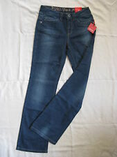 Esprit Damen Blue Jeans Stretch W27/L32 Gr.36 normal waist regular flare leg
