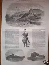 France Biarritz prints article 1856