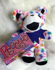 Grateful Dead Bean Bear Collectibles Peggy-O 1998 NWT Plush Liquid Blue