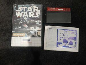 Sega Master System Star Wars