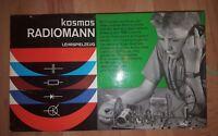 Kosmos Radiomann m. Anleitung unvollständig
