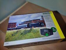 More details for minitrix mrce br185.1 freight digital starter set vi (dcc-sound) n gauge 11147