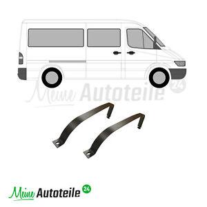 2x Tankband Kraftstofftankbänder für Mercedes Sprinter VW LT 95-06