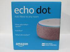 Amazon Echo Dot 3rd Generation w/ Alexa Voice Media Device *BRAND NEW*