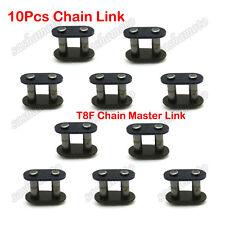 10x T8F Chain Spare Master Links For 43cc 47cc 49cc 2 Stroke Mini Moto Quad ATV