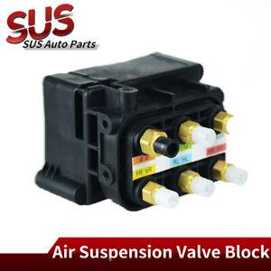 1PC Air Suspension Valve Block For Mercedes Benz W164 W166 W221 W251 2123200358