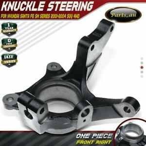 Steering Knuckle Front Right for Santa Fe SM Series 2001-2004  2.4L 2.7L 4WD