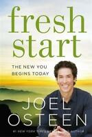 Fresh Start: The New You Begins Today by Osteen, Joel | Paperback Book | 9781473