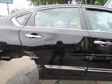 2013-2016 Nissan Altima Right Rear Door Passenger Door RH *Damage* Electric