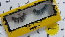 Eldora False Eyelashes M116 Multi-Layered Human Hair Strip Lashes