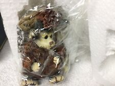 Boyds Bears Purrstone Resin Cat Figurine Mrs. Partridge…C'mon Get Happy 371012