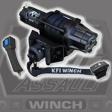 5000 lb KFI Stealth Winch With Mount Combo Polaris RZR 2014-2017+ XP1000 1000 XP