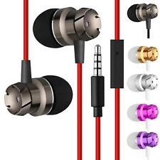 Super Bass Turbine Metall Kopfhörer In-Ear Headset Ohrhörer mit Mikrofon Beats