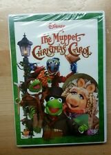 The Muppet Christmas Carol - Disney DVD - NEW AND SEALED