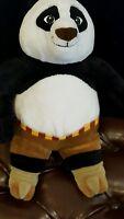 "Plush Kung Fu Panda Po Kohls Cares for Kids 14"" Dreamworks 2008 Stuffed Toy"