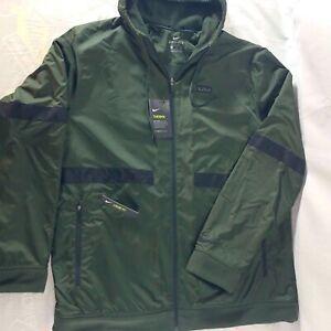 NWT Nike Lebron James Therma Dri-Fit Hooded Fleece Jacket Men's Size XL $150
