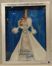 2003 Winter Fantasy Holiday Visions Blonde Barbie 1st in Series #B2519 New Nrfb