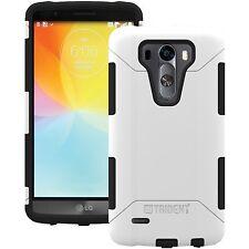 Trident Case AG-LGG300-WT000 Aegis Series for LG G3 - Retail Packaging - White