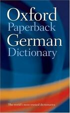 Oxford Paperback German Dictionary (English and German Edition)